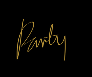 black and gold, calligraphy, and line image