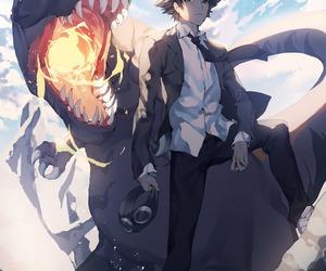 digimon, anime, and boy image