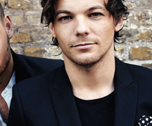 louis tomlinson, 1d, and one direction image