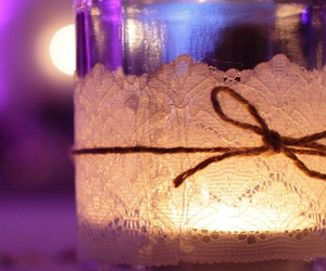 candle, mood, and cosy image