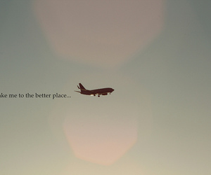sky, airplane, and photography image
