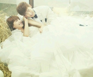 2PM, victoria, and we got married image