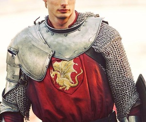 merlin, knight, and camelot image