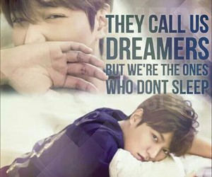 boys, dreamers, and the one image