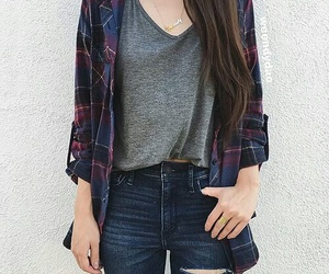 casual, chic, and simple image
