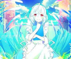 anime girl, mary, and kagerou project image