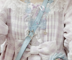 angelic pretty, lolita, and sugary gingham image