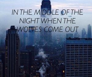 Lyrics, wolves, and onedirection image