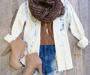 fashion, shoes, and outfit image