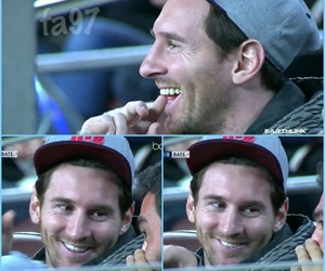 Barca, champions league, and messi image
