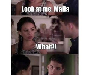 teen wolf, pretty little liars, and mona image