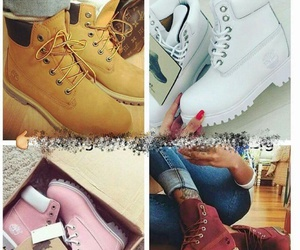 timberland and shoes image