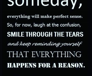 someday, quote, and smile image
