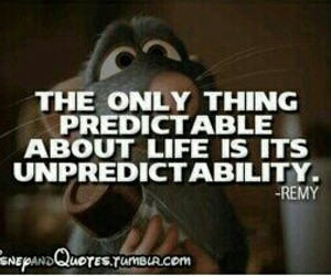 remy, disney, and quote image
