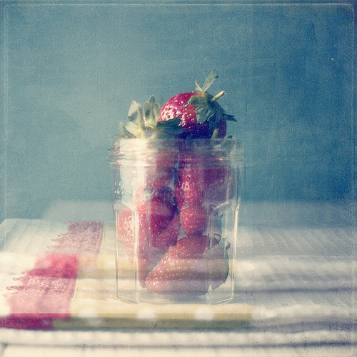 bocal and fraise image
