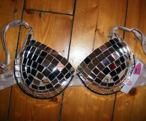 bra and disco image