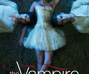 the vampire diaries and Nina Dobrev image