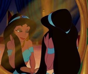 aladdin, princess, and disney image