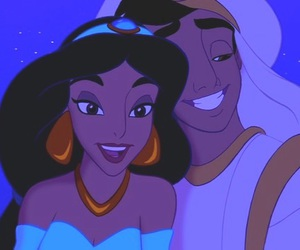 aladdin and jasmine image