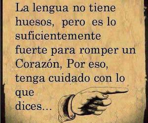 corazon, words, and frases image
