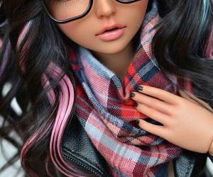 anime, fashion, and makeup image