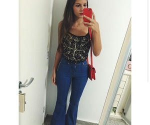 closet, girl, and jeans image