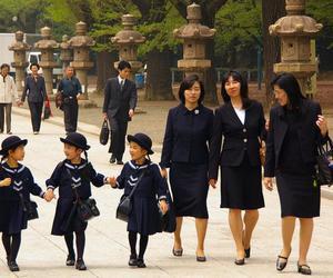 girls, japan, and japanese image