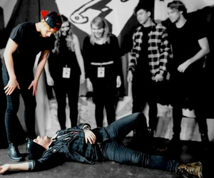 5sos, muke, and 5 seconds of summer image