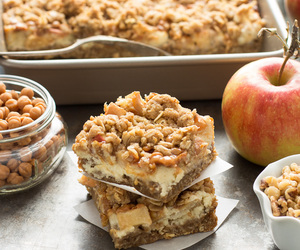 apple, bars, and caramel image