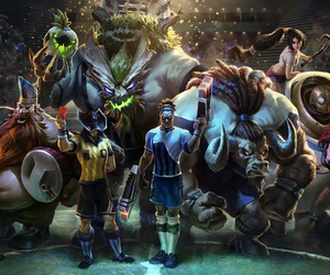 game, champions, and lol image