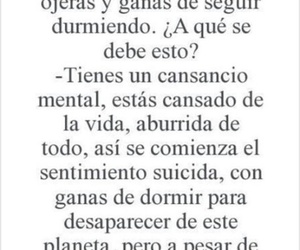 frases, dormir, and suicide image