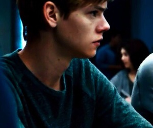 maze runner and thomas brodie-sangster image