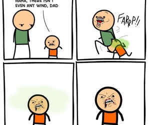 comic, cyanide, and expression image