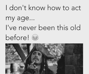 funny, age, and old image