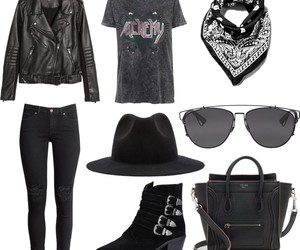 grunge, fashion, and outfits image