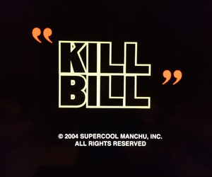 kill bill, movie, and quentin tarantino image