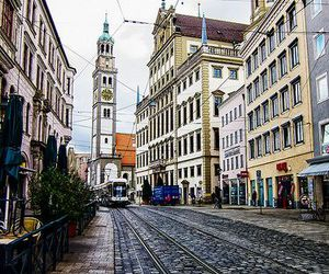 bavaria, city, and germany image