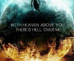 pierce+the+veil and hell+above image