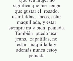woman, frases en español, and frases image