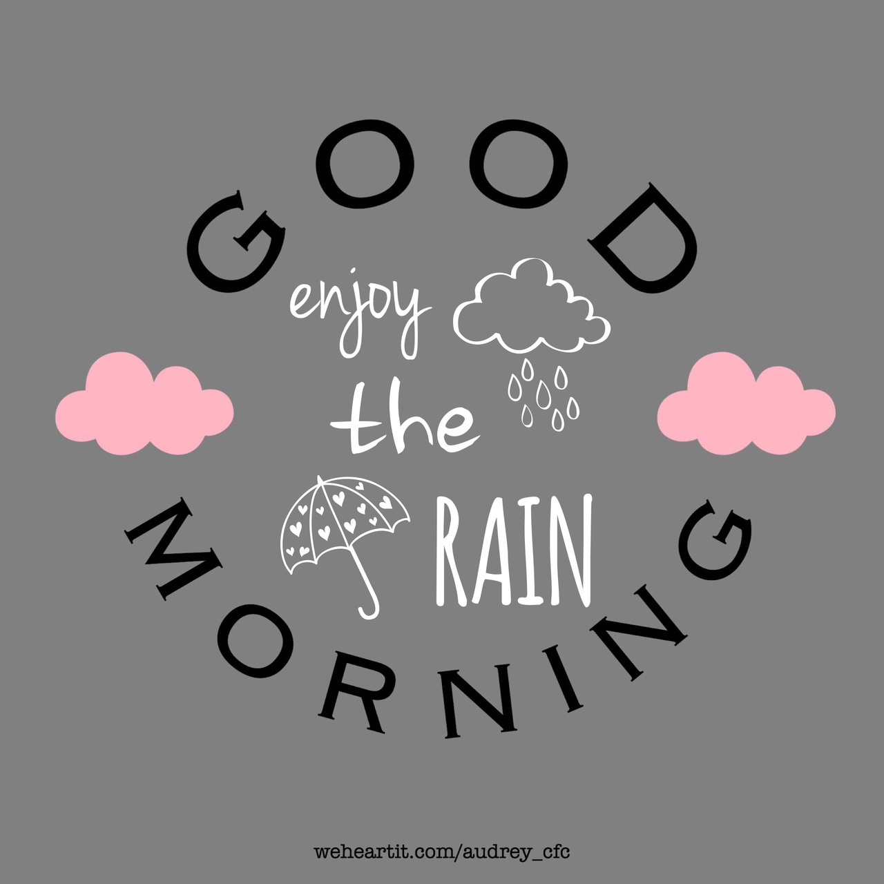 Good Morning Images For Rainy Day