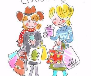 christmas, family, and smiles image