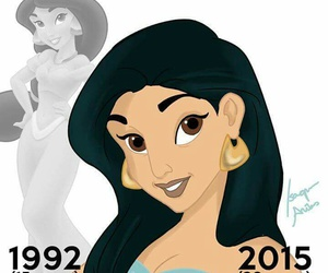 jasmine and disneyprincesses image