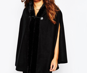 cape, strenght, and fashion image
