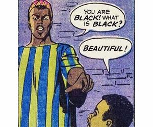 beautiful, black, and proud image