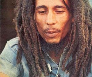 bob marley, reggae, and rasta image