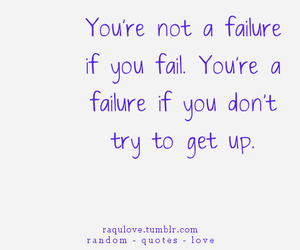 fail, failure, and get up image
