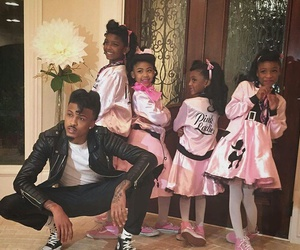 august alsina, August, and Halloween image