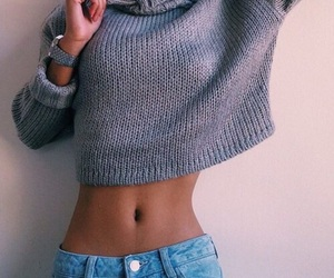 body, fitness, and outfit image