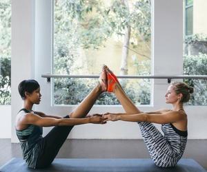 nike and yoga image