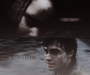 harry potter, baby, and daniel radcliffe image